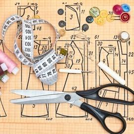 Deshebrador/Tijera Costura(Tijera Textil)