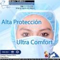 CUB04-C Cubreboca C/Careta protectora Evita que la saliva y las bacterias entren en tus ojos Origen México