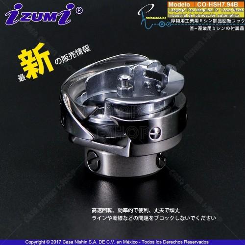 CO-HSH7.94B Cangrejo P/Máquina De Coser Recta Industrial de Lubricación Automática