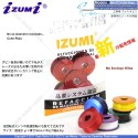 BN-272152A Carrete De Aluminio Original Nuevo Color:Rojo Para Máquina De Coser Recta Industrial 21*9*6(mm)