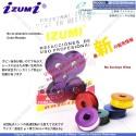 BN-272152A Carrete De Aluminio Original Nuevo Color:Rosado Para Máquina De Coser Recta Industrial 21*9*6(mm)