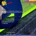 LZ-Marcador De Patrones - Greda De Gis Triángulo-Azul Marca Chaco Origen Taiwán