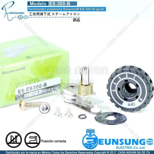 ES-ES300-B Termostato compuleto P/SilverstaR ES-300 Original