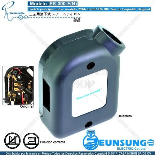 ES-ES300-F Switch principal P/SilverstaR ES-300 ó Caja de baquelita Original