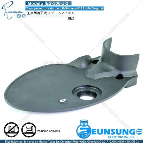 ES-ES300-J-3 Tapa protectora de base P/SilverstaR ES-300 Original