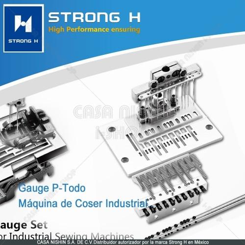 Gaúge P/Máquina de Coser Industrial Marca Strong H